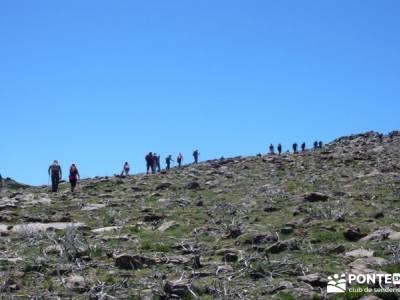 La Mira - Los Galayos (Gredos);la bola del mundo madrid viajes a tu aire agencias de senderismo